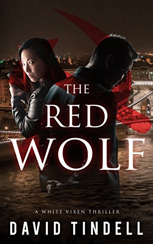 The Red Wolf (The White Vixen Book 2) by David Tindell