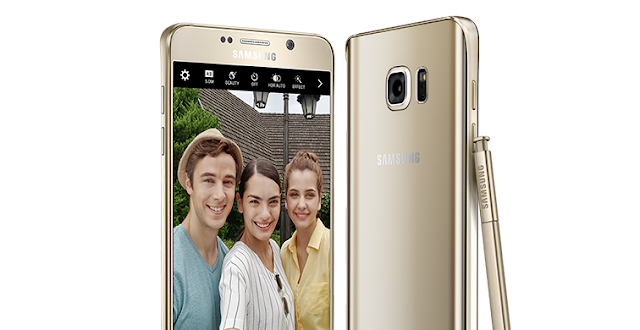 Samsung Galaxy Note 5 Masih Menjadi Pilihan Terbaik Pengganti Samsung Galaxy Note 7 Ketika Ini 20