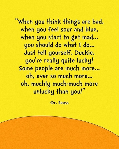 the perfect line: 25+ Inspirational Quotes by Dr. Seuss