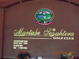 Martabe Sejahtera Golf Club, Medan, North Sumatra, Indonesia