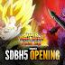 SÚPER HÉROES DE DRAGON BALL 5 (SDBH5): APERTURA