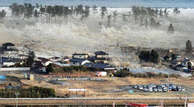 BNPB: Tinggi Tsunami Palu Capai Enam Meter