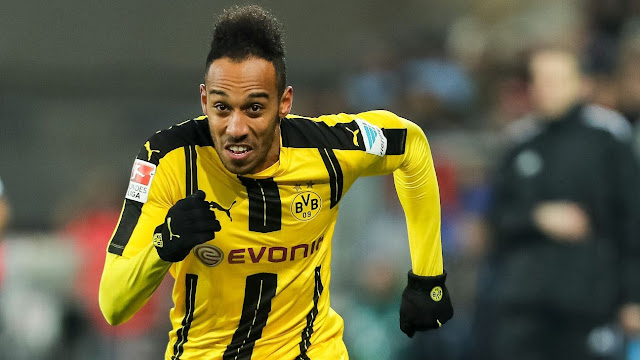 Photo ? - Aubameyang Spotted in Training Kits