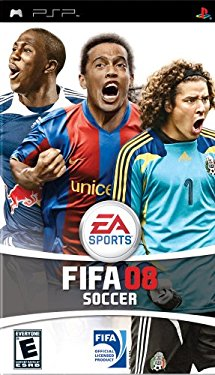 FIFA 08 - PSP - ISO Download