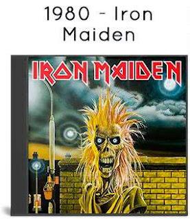 1980 - Iron Maiden