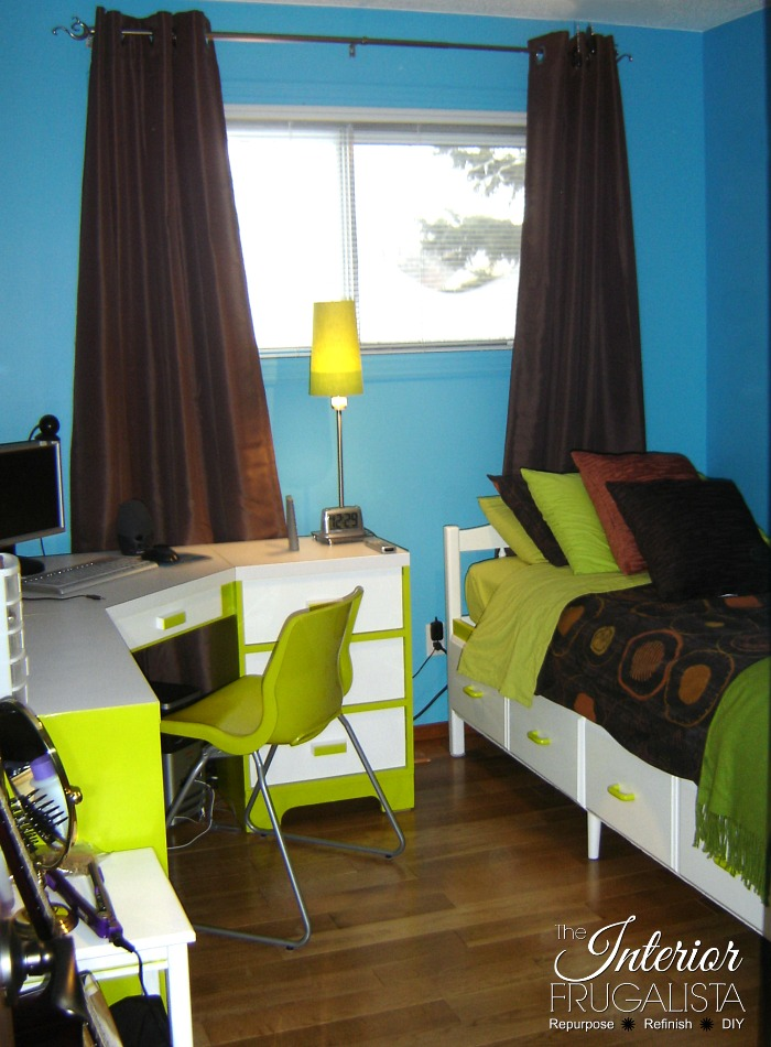Teenage Pad To Calm Guest Room Before