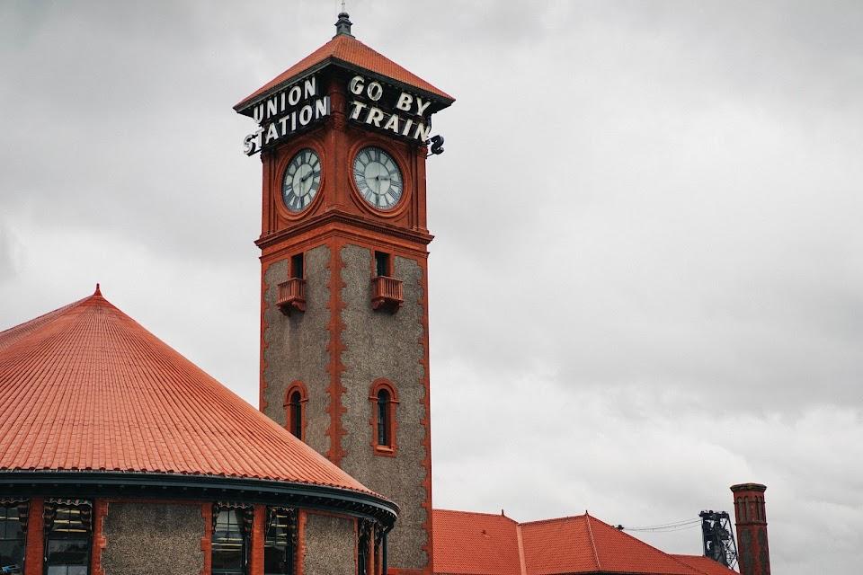 ポートランド・ユニオン駅(Portland's Union Station)
