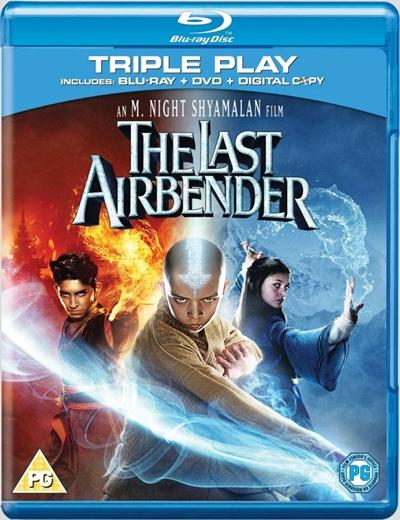 The Last Airbender 720P HD Español Latino BBRip