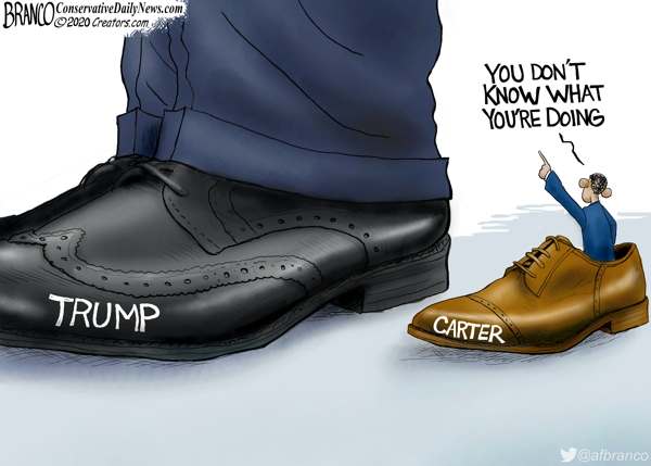 Yuge Shoes to Fill