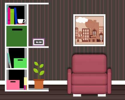 Room With Shelves Solución Ayuda Pistas