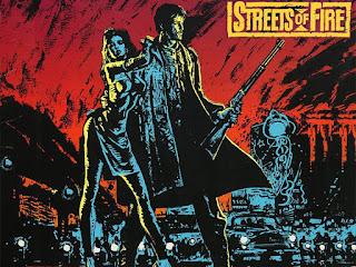Calles de fuego, una fábula de Rock & Roll