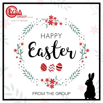 Happy Easter from LVSA Group (Pty) Ltd