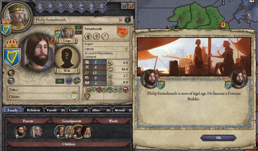 Sarcasm and Video Games: Crusader Kings II: The Reign of