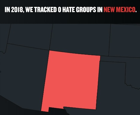 Hate in NM: March 2019