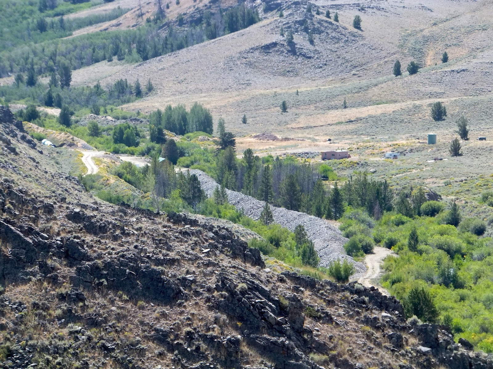 Gold Deposits at South Pass, Wyoming - A Guide for Gold
