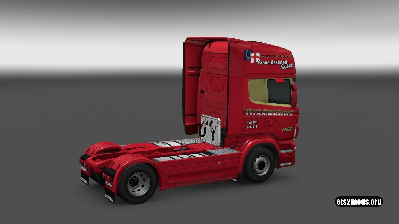 MST Skin for Scania RJL