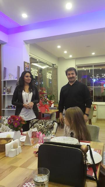 Aray Cafe & Restaurant da Yılbaşı Yemeği