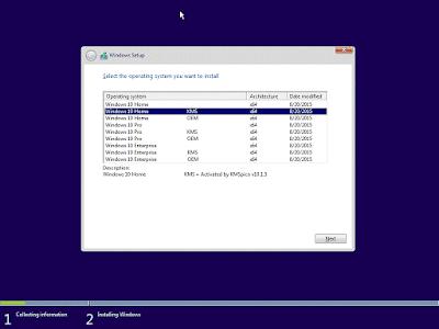 Download Gratis ISO Windows 10 AIO Full Version 86bit + 64bit + Activator Updated Terbaru