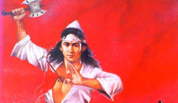 Wiro Sableng: Tiga Setan Darah & Cambuk Api Angin