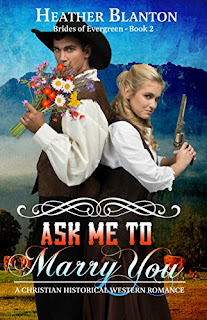 Heidi Reads... Ask Me to Marry You by Heather Blanton