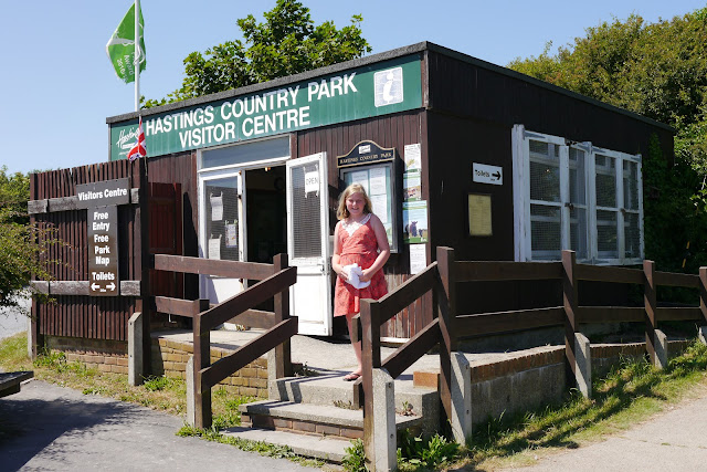 hastings country park visitor centre