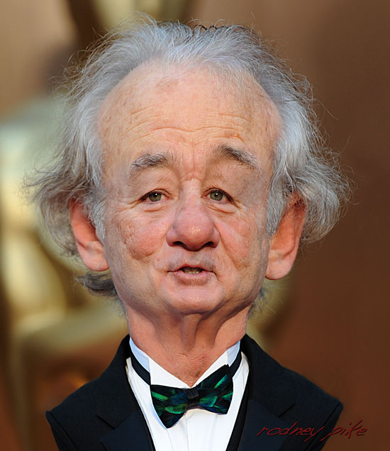 Actor Comedian Bill Murray
