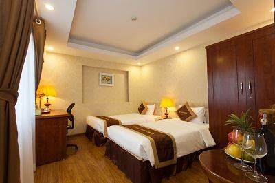 Khách sạn Hanoi Diamond King thiết kế ấm cúng, trang nhã và hiện đại IMG_7664