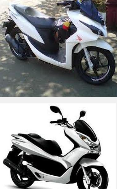 Modifikasi motor honda spacy helm in fi keren terbaru 2014