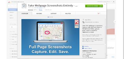 Catatan Ikrom Fireshot Capture Page Google Chrome