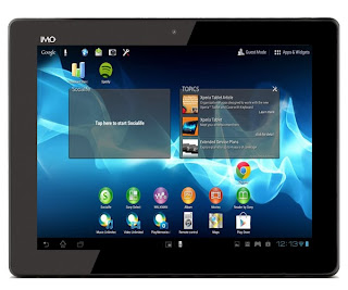 TABLET IMO X9