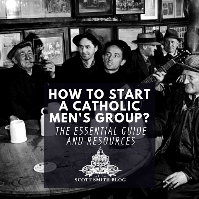 How to Start a Catholic Men's Prayer Group: The Essential Guide