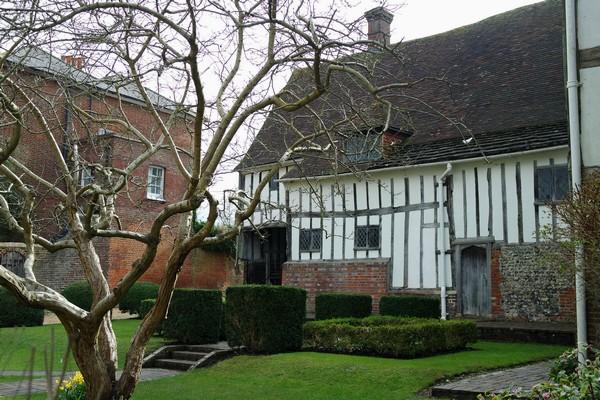 lewes sussex anne cleves maison house musée jardins