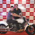 Indian Motorcycle® unveils the all-new 2016 Indian® Scout® Sixty in Bengaluru