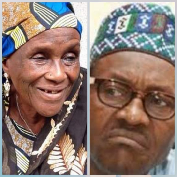 """President Buhari's Sister: """"I Speak With My Brother Every"""
