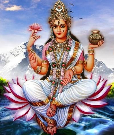 Hindu Goddess mata ganga pic