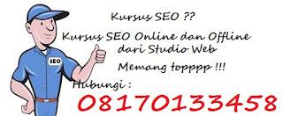 Kursus dan Private SEO Online Daerah Surabaya