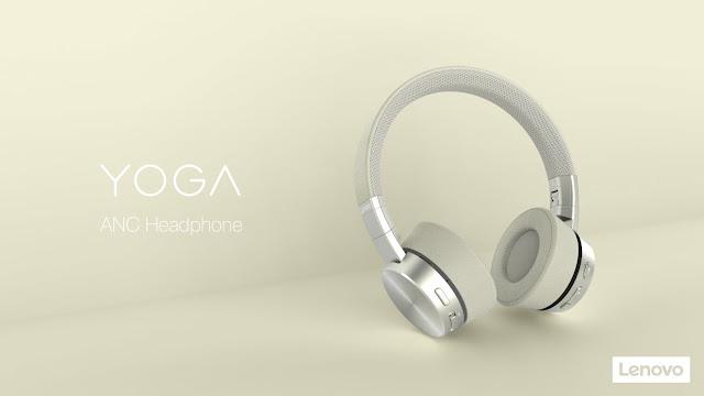 Auriculares Yoga ANC