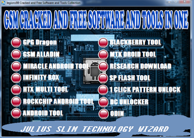 DOWNLOAD GSM TOOL - All Mobile Flashing Box Crack in One