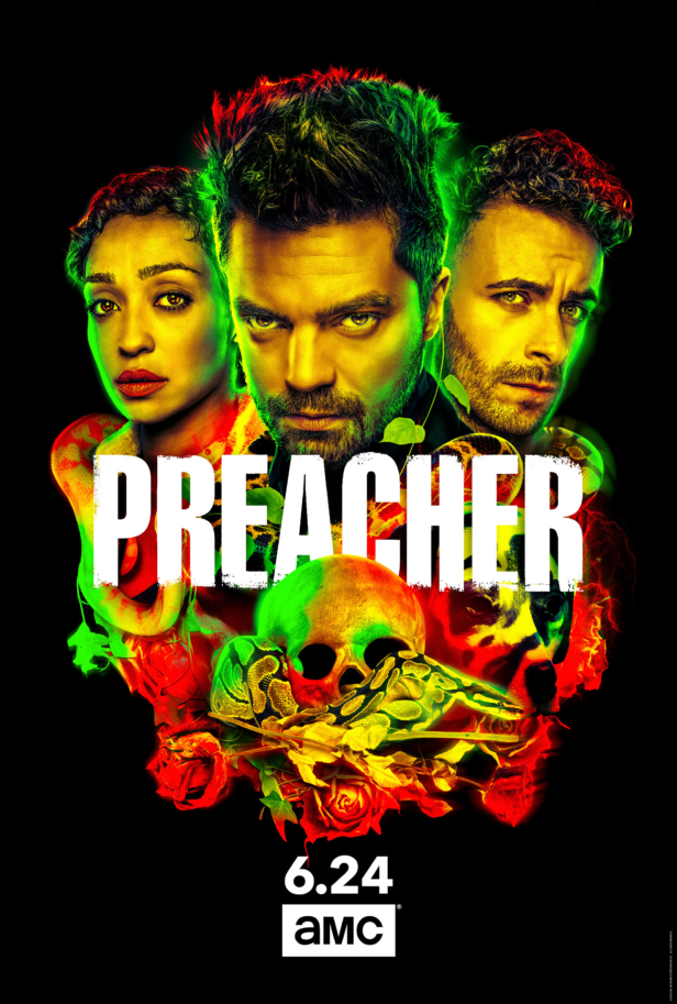 Preacher 2018: Season 3 - Full (1/13)