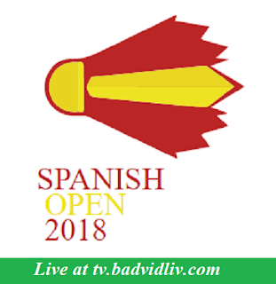 Spanish Open 2018 live streaming