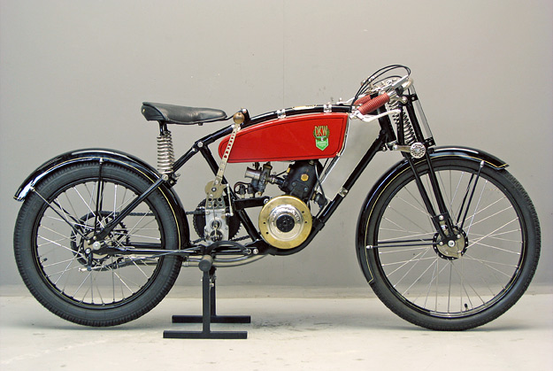 DKW ARe 175 Motorcycle