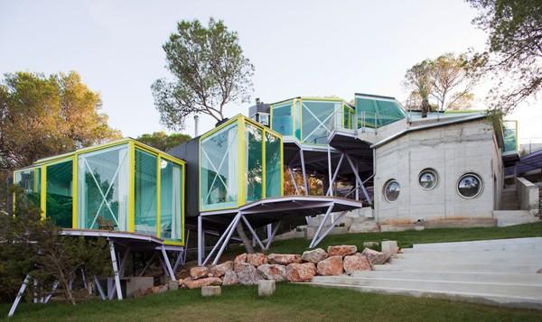 strange houses House in Never Never Land, Most Interesting Homes