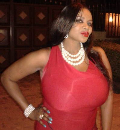 Nollywood Actress Mitchell Ozakpolor: A Lustful Guy Once Crashed His Car  While Starring At My Boobs