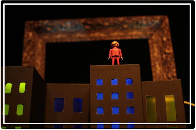 Cadres de vie au Théâtre La croisée des chemins