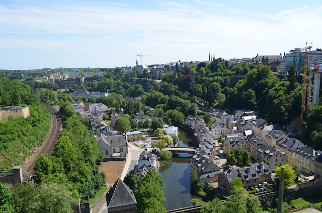 onde fica luxemburgo