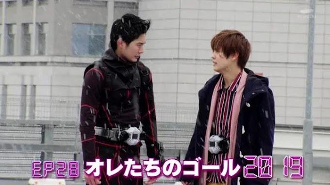Spoiler Kamen Rider Zi-O Episode 28, Melawan Pasukan Another Rider