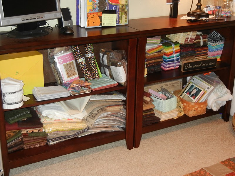 Fabric Obsession Sewing Room Wish List