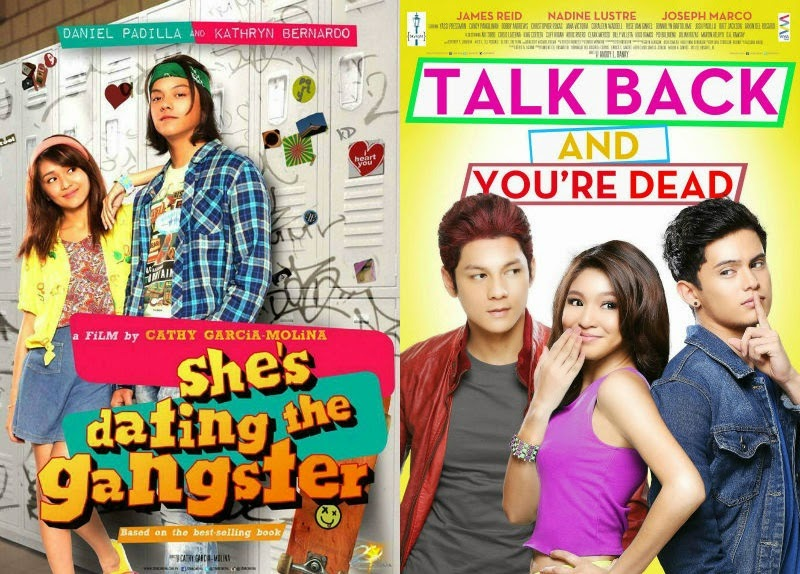 kathryn bernardo shes dating the gangster lipstick Daniel padilla and kathryn bernardo sang till i met you, the theme song of their new movie, she's dating the gangster.