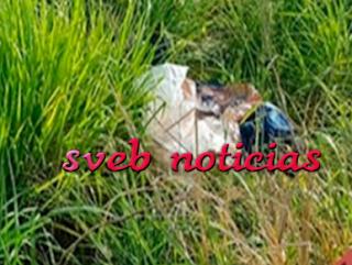 Hallan cuerpo de un ejecutado en Carretera Coatzacoalcos-Veracruz