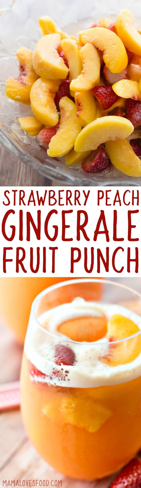 sherbet and ginger ale punch recipe